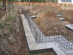 Строительство фундамента под ключ. Осинниковские строители.
