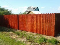 строить забор, ограждение город Осинники