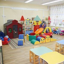Ремонт детских садов в Осинниках