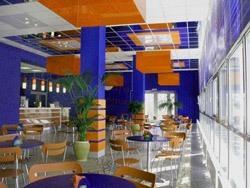 Ремонт кафе, отделка ресторанов в Осинниках