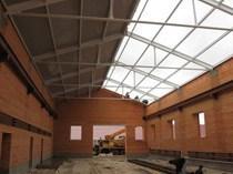 Строительство складов в Осинниках и пригороде, строительство складов под ключ г.Осинники